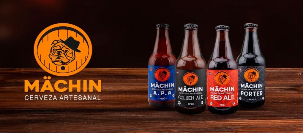Machin - Cerveza Artesanal